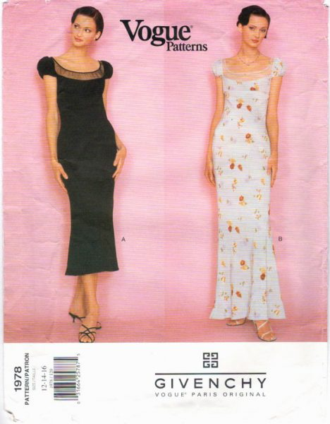 1990s+ SEWING PATTERNS