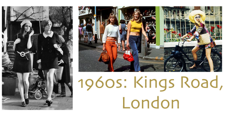 1960s: Kings Road, London
