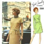 1970-Vintage-VOGUE-Sewing-Pattern-B325-DRESS-1636-SYBIL-CONNOLLY-262422060400