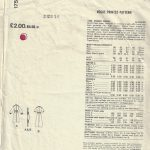 1978-Vintage-VOGUE-Sewing-Pattern-B36-DRESS-1707-By-EMANUEL-UNGARO-262559825820-2