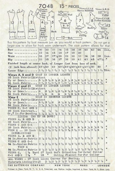 1930s-Vintage-Sewing-Pattern-COAT-B34-145-251147619731-2