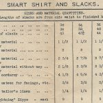 1940s-WW2-Vintage-Sewing-Pattern-B34-SHIRT-PANTS-TROUSERS-SLACKS-1364R-252017533541-2