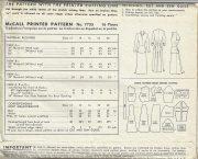 1949-Vintage-Sewing-Pattern-B34-DRESS-1821-252882184111-2