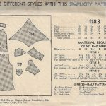 1930s-Vintage-Sewing-Pattern-B36-BLOUSE-PAJAME-PANTS-NOT-pyjamas-1798-252827214222-2