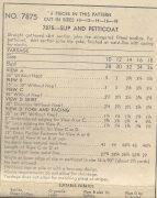 1956-VOGUE-Vintage-Sewing-Pattern-B36-SLIP-PETTICOAT-1470-261986928502-2