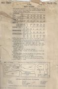 1940s-Vintage-VOGUE-Sewing-Pattern-B36-COAT-95-251173705113-2