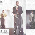 1940s-Vintage-VOGUE-Sewing-Pattern-Chest-38-40-42-MENS-ZOOT-SUIT-R827-251220737063