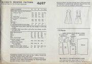 1958-Vintage-Sewing-Pattern-B34-DRESS-1458-By-PIERRE-CARDIN-261959916423-2