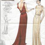 1931-Vintage-VOGUE-Sewing-Pattern-B32-12-DRESS-1201-262847911834