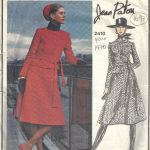 1970-Vintage-VOGUE-Sewing-Pattern-B36-SUIT-JACKET-SKIRT-1697-By-JEAN-PATOU-252484292534
