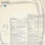 1970-Vintage-VOGUE-Sewing-Pattern-B36-SUIT-JACKET-SKIRT-1697-By-JEAN-PATOU-252484292534-2