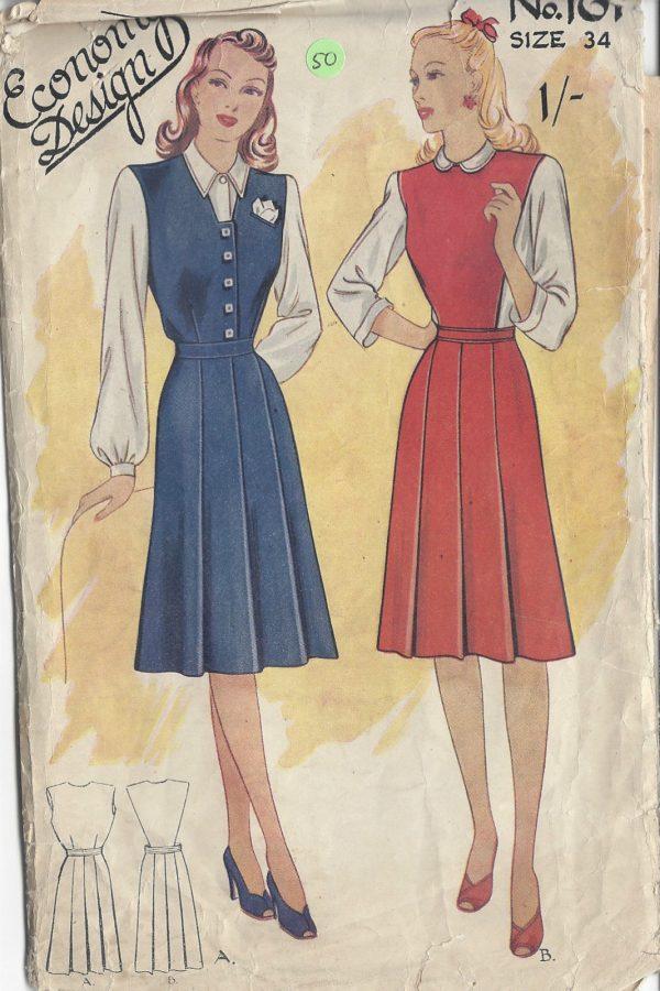 Sewing Patterns Retro