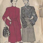 1940s-Vintage-Sewing-Pattern-B36-COAT-194-251173302865