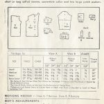 1940s-Vintage-Sewing-Pattern-MENS-SPORT-SHIRT-S15-12-C38-40-1289-261514366615-2
