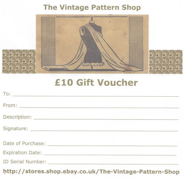 GIFT-VOUCHER-By-The-Vintage-Pattern-Shop-251187277475