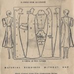 1930s-Vintage-Sewing-Pattern-B34-DRESS-1300-251584561486-2