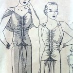 1930s-Vintage-Sewing-Pattern-B38-EVENING-DRESS-1648-252395118156-7