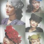 1940s-Vintage-Sewing-Pattern-HATS-ONE-SIZE-R993-261936554906