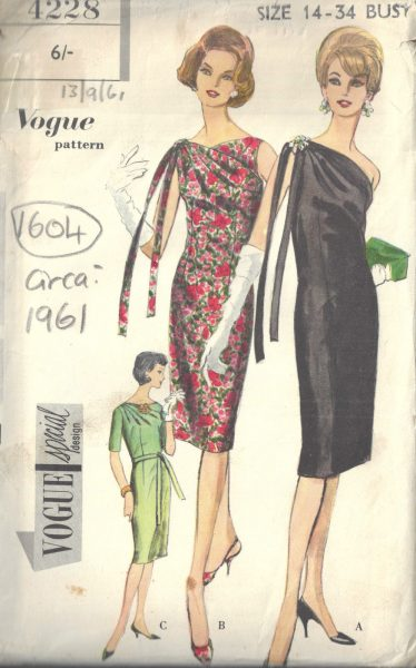 VOGUE DESIGNER SEWING PATTERNS