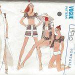 1970-Vintage-VOGUE-Sewing-Pattern-B34-SKIRT-JACKET-TOP-BRIEFS-1461R-261968480996