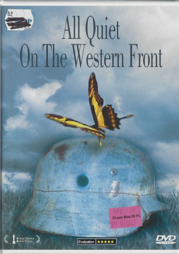 All-Quiet-On-The-Western-Front-DVD-Region-2-261809402386