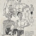 1930s-Vintage-Sewing-Pattern-B36-BLOUSE-1534-252119903267