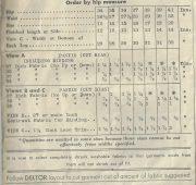1930s-Vintage-Sewing-Pattern-W28-PANTIES-KNICKERS-1829-262945602677-2