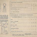1941-WW11-Vintage-Sewing-Pattern-B29-PINAFORE-MATERNITY-DRESS-1741R-252499125667-2