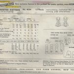 1957-Vintage-Sewing-Pattern-B32-SWIMSUIT-BATHING-SUIT-1820-262944114848-2
