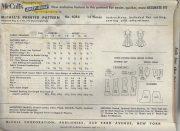1957-Vintage-Sewing-Pattern-B32-SWIMSUIT-BATHING-SUIT-1820-262944114848-2